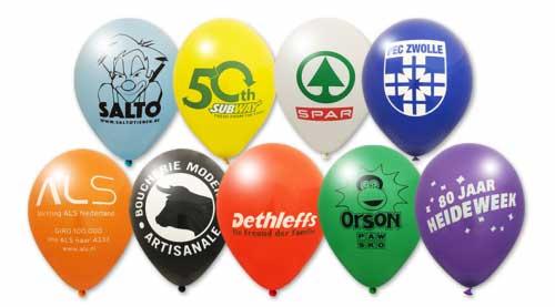 Ballons publicitaires